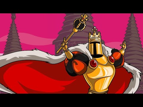 New Shovel Knight: King of Cards Gameplay - PAX 2017