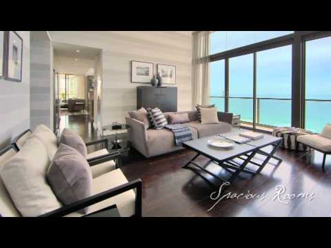Luxury penthouse at The Royal, given the Coco Republic touch