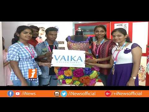 College Students Fashion Designs With Waste Material | Metro Colors | iNews