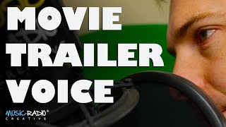Podcast With Movie Trailer Voice Effect (XirrinOpposition)