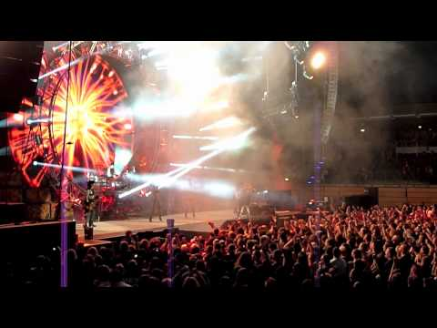 Kickstart My Heart - Live Berlin 12.06.12 - HD