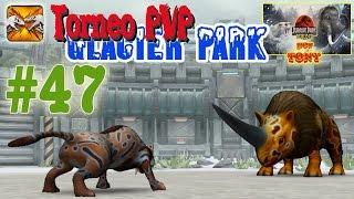 Glacier Park Builder - Torneo PVP de Liga Oro #16 (#047) + (ADN de Dolichorhynchops) por Tony