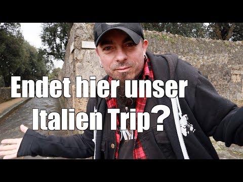Pompeii und das Italien Dilemma | Italien Vlog #7