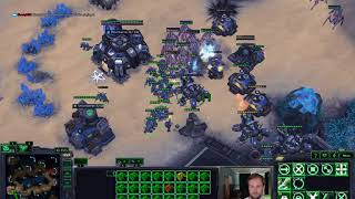 Stalkers with No Will To Live - Masters TvP - Starcraft 2 LotV