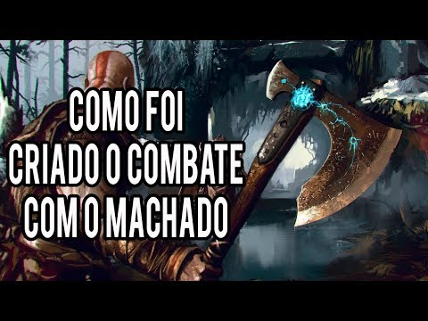 God of War 4 - Como o Machado de KRATOS mudou o GAMEPLAY do novo jogo thumbnail