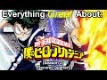Everything Great About: Boku No Hero Academia | Season 2 | (Second Quarter) MP3