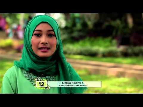 Perkenalan Diri 20 Finalis Putri Lingkungan Kota Malang 2015