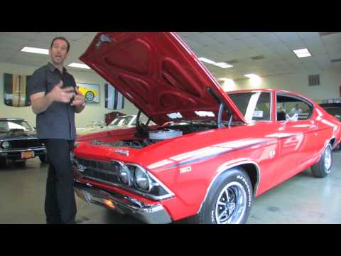 1969 Chevrolet Chevelle SS 396 for sale with test drive. driving sounds. and walk through video