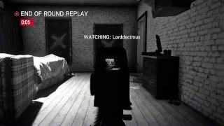 Rainbow Six Siege:  Epic Last Man Standing Gameplay 1v3 Defence - Tachanka