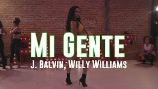 download lagu Aliya Janell  Mi Gente  J Balvin, Willy gratis