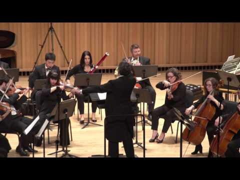Debussy (orch. Di Vittorio), Clair de Lune, Chamber Orchestra of New York - Salvatore Di Vittorio