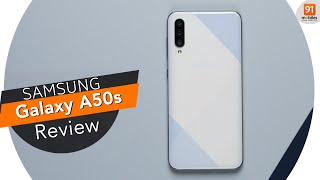 Samsung Galaxy A50s Hindi Review: Should you buy it in India?
