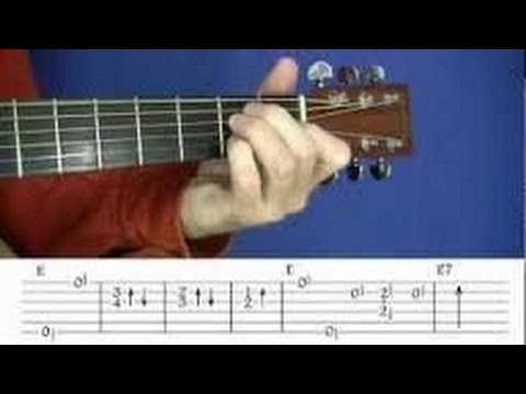 Jim Bruce Blues Guitar Lessons - A Short Look At Blind Blake's Techniques Music Videos
