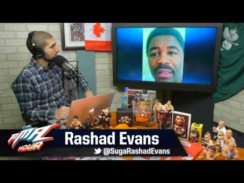 Rashad Evans: GSP would definitely beat Anderson Silva