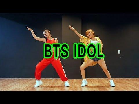 BTS (방탄소년단) IDOL WAVEYA #IDOLCHALLENGE