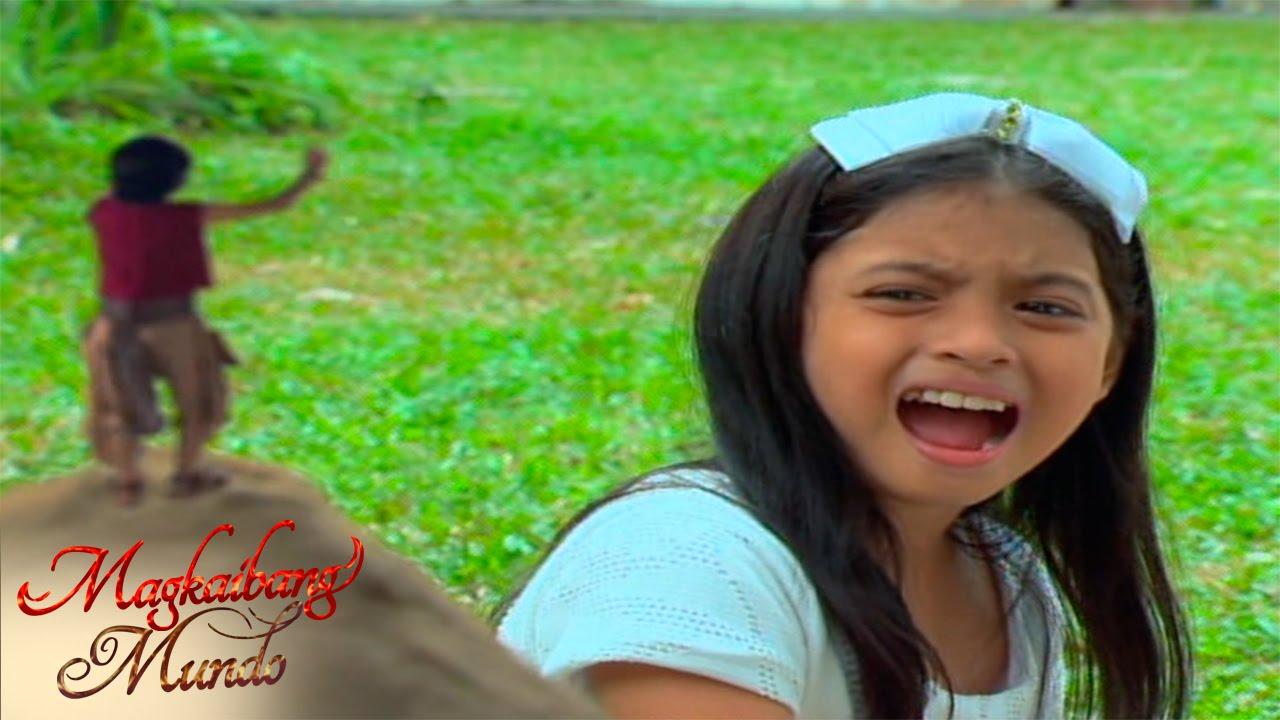 Magkaibang Mundo: Princess meets Elfino