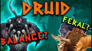 Is Balance bad for leveling? | Balance vs Feral grinding speeds | Classic WoW