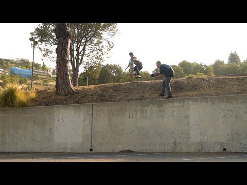 We Want ReVenge 65: Skateboarding DEATH Gap Conquered! (Creatively)