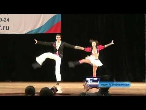 Darina Kozlova & Vladislav Logvin - St. Petersburg Cup 2011