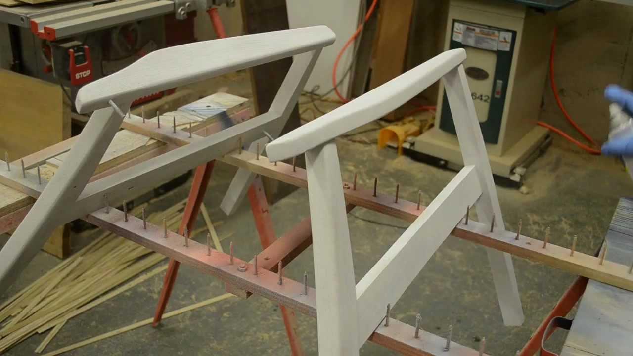 Refinishing Wood Furniture Chair How To Restore Wood Furniture Youtube