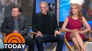 'Great Scott!' 'Back to the Future' Cast Reunites | TODAY