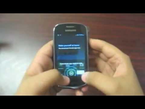 Samsung Galaxy Discover Cricket