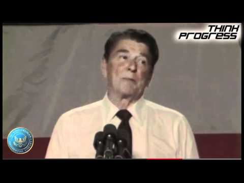 Reagan--No Loopholes For Millionaires