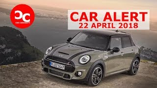 Three MINI Coopers to Make Their Asian Debuts at Auto China 2018