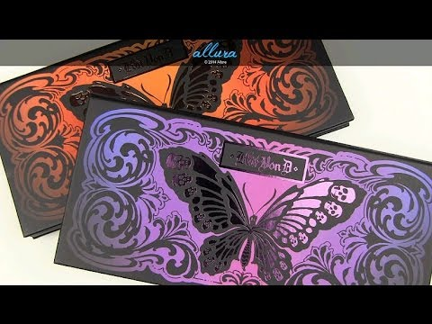 Kat Von D Monarch & Chrysalis Palettes: Live Swatches & Review