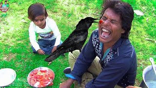 CHOTU BAWARCHI | छोटू ने बनाई बिरयानी | Khandeshi Hindi Comedy
