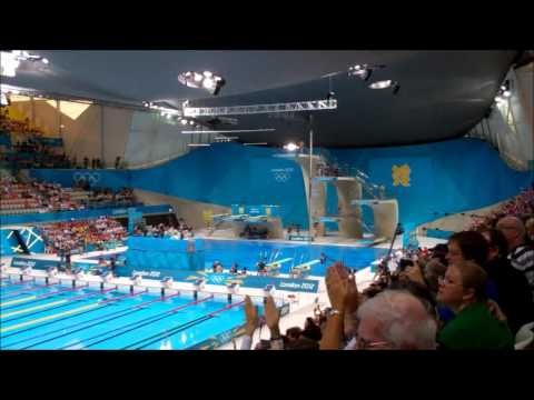 Tom Daley Diving, London Olympics