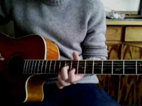 Slow Blues in the style of Lightnin' Hopkins