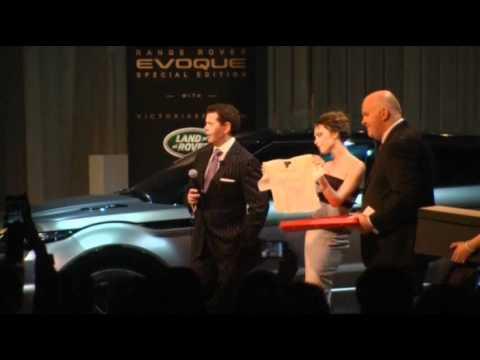 Victoria Beckham Designs a Car