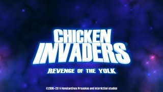 Chicken Invaders 3: Chapter 4 - Gà Hủy Diệt