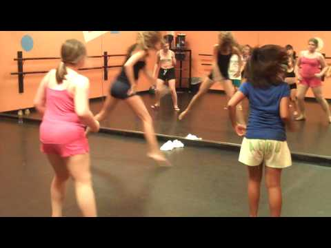 Preteen Lyrical Dfc Camp Class video