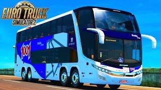 EURO TRUCK SIMULATOR 2 - ACIDENTES NA ESTRADA A BORDO DO PARADISO G7 1800 DD SCANIA - 6x2/8x2