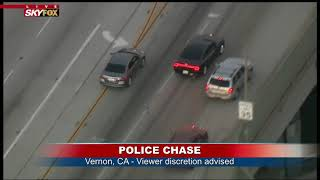 FOX 10 XTRA NEWS AT 7: Recapping one of LA's longest police chases in recent history