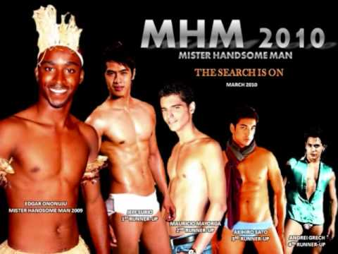 MISTER HANDSOME MAN 2010: MEET THE 100 MOST HANDSOME MEN IN THE WORLD! Video