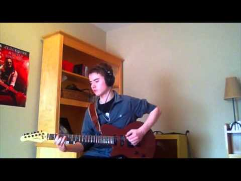 The Musical Box Guitar Cover