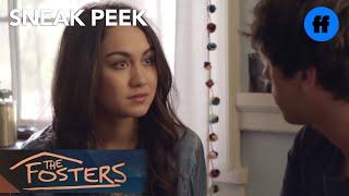 The Fosters   Season 5 Finale Sneak Peek: Grace Tells Brandon She's Moving   Freeform