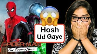 Spider-Man: Far From Home Movie REVIEW | Deeksha Sharma