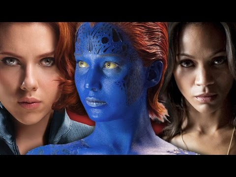 7 Sexy Action Stars: Scarlett Johansson, Jennifer Lawrence & More!