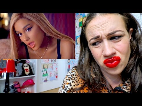 Reacting to Ariana Grande - Thank U, Next! MP3