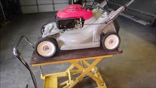 A Free Honda HRB215