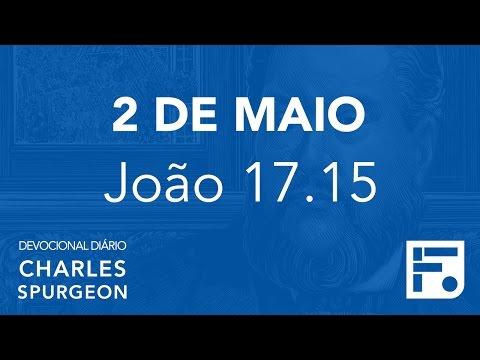 2 de maio – Devocional Diário CHARLES SPURGEON #123