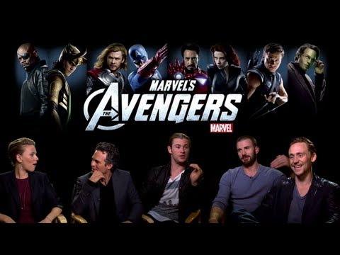 The Avengers (2012) Behind The Scenes Commentary