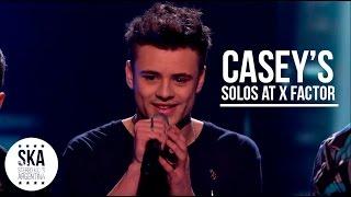 Casey Johnson | All X Factor solos