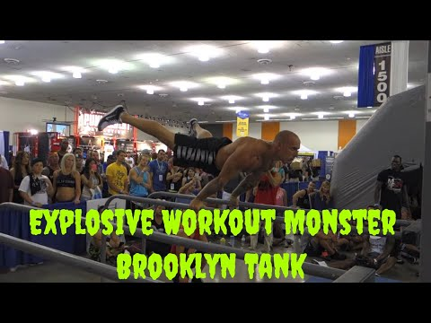 Battle of the Bars 4 : Brooklyn Tank 718 vs. Bruce Leroy