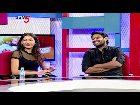 Na Love Story Movie Artists Maheedhar & Sonakshi Exclusive Interview | TV5 News