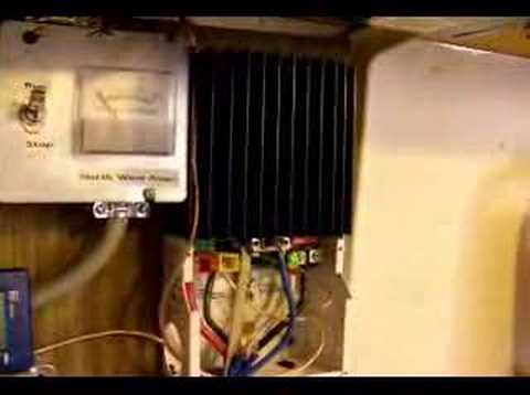 Off Grid Renewable Energy Solar Wind Setup Part1